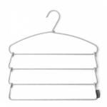 Вешалки для одежды. Вешалка для брюк Soft Touch
