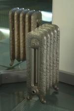 21 век Bruxelles радиатор чугунный