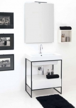 Мебель раковина 70 см Colavene LAUNDRY & BATH TRIX WASH BASIN OSTUNI COLOR