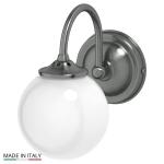 Светильники для ванной комнаты. Светильник античное серебро 40W 3SC STILMAR STI 426