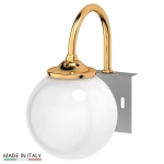 Светильники для ванной комнаты. Светильник для зеркала золотой 40W 3SC STILMAR STI 225