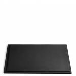 Ralph Lauren Home BRENNAN BLACK чёрный планшет для письменного стола кожаный большой