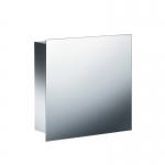 Зеркальный шкафчик с квадратным зеркалом PiKa Lineabeta
