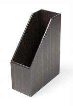 Wood Collection аксессуары для рабочего стола накопитель для бумаг деревянный Дуб Smoked