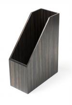 Wood Collection аксессуары для рабочего стола накопитель для бумаг Эбеновое дерево