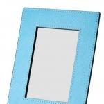 Рамка для фото голубая Питер
