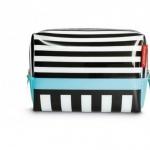 Косметичка Black stripes