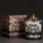 Ароматическая свеча Очаровывающий лес