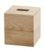 Салфетницы настольные настенные. Салфетница квадратная деревянная Дуб Villeroy&Boch