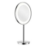 ALISEO LED SATURN T3 косметическое зеркало с подсветкой и увеличением х3 настольное