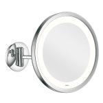 Aliseo Led Lunatec косметическое зеркало с увеличением х3 и подсветкой