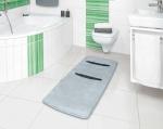 Коврики для ванной на заказ из Германии индивидуального дизайна и размера. Calido коврик для ванной комнаты Nicol