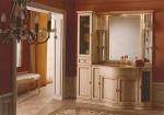 Мебель для ванной комнаты. Мебель для ванной умывальник с зеркалом Eurodesign IL BORGO 11
