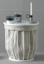 Банкетки для ванной Пуфы Интерьерные Табуреты для ванной и душа Откидные сиденья. Корзина для белья/табурет/столик