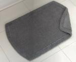 Коврики для ванной на заказ из Германии индивидуального дизайна и размера.  Хлопковый коврик для ванной комнаты двухсторонний Twins Nicol. Индивидуальное производство на заказ