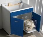 Итальянские постирочные раковины Мебель и оборудование для постирочной комнаты. Постирочная мебель TM Colavene постирочная раковина большая