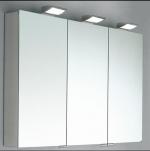 Keuco зеркальный шкафчик с подсветкой Royal 35
