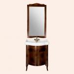 Мебель для ванной комнаты. Tiffany World Sofia Комплект мебели 73*54*h84 см