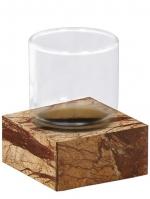 Tura Nicol мраморные аксессуары для ванной настольные стакан стеклянный