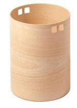 Ведро для мусора деревянное Buk круглое