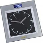 Напольные весы с часами
