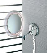 Marie Nicol косметическое зеркало с подсветкой LED настенное с 10-ти кратным увеличением