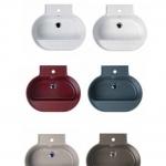 Исполнение: керамика цвет в ассортименте, металл Cor-Ten