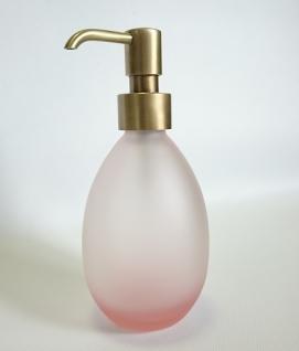 . Аксессуары для ванной настольные Soffio Rosa Marmores дозатор бронзовый