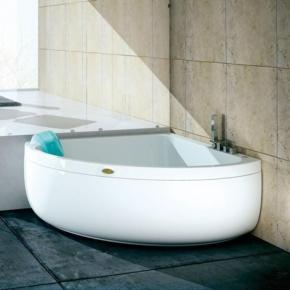 Ванны. Jacuzzi Aquasoul Corner 140 R+C Ванна гидромассажная угловая