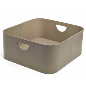Хранение и порядок. Pinetti Rio кожаная коробка универсальная ёмкость декорированная