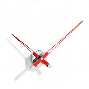 Часы. Nomon AXIOMA i RED часы Ø60 см