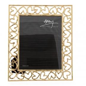 Рамки для фотографий Deluxe. Michael Aram Heart Frame Сердце золото рамка для фотографий 20х25,5 см