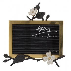 Рамки для фотографий Deluxe. Michael Aram Dogwood Frame цветок кизила рамка для фотографий 10х15 см