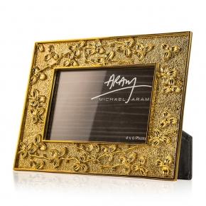 Рамки для фотографий Deluxe. Michael Aram Nightshade Frame рамка для фотографий Паслён Золотая 10х15 см