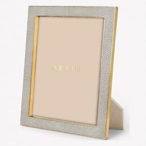 Рамки для фотографий Deluxe. SHAGREEN HEART DOVE Aerin Lauder рамка для фотографии 20х25 см