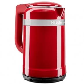 Электрические чайники и кофемашины. KitchenAid DESIGN COLLECTION чайник электрический 1,5 литра Красный