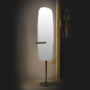 Интерьерные зеркала. Nomon-home ESPEJO напольное зеркало мрамор орех