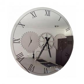 Часы. Times fume часы настенные круглые зеркальные