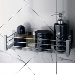 Полки для душа Сетки Полки для ванной стеклянные Полки для полотенец. Lira полка сетка для душа хром