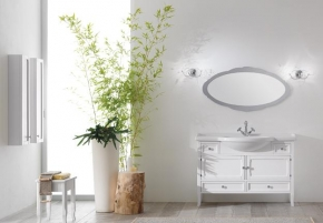 Мебель для ванной комнаты. Eban Arianna 120 композиция Т1 мебель для ванной