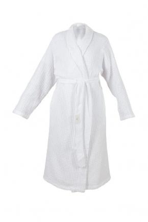 Халаты Одежда для бани и сауны.         Халат ABYSS Поусада 100