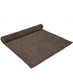 . Полотенце для ног (коврик) Chester (Muson) 70х140 коричневый от Casual Avenue