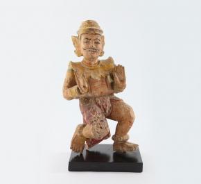 Предметы декора Deluxe. Фигура Вишну. Индия