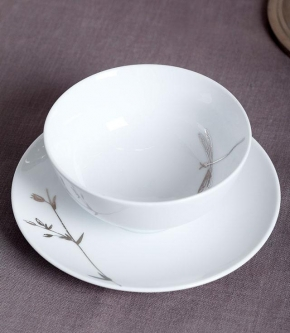 . Чашка и блюдце от Catherine Denoual Maison
