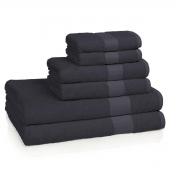 Полотенца хлопковые. Полотенце для ног (банный коврик) 51х86 Bamboo Deep Blue BAM-175-DEB