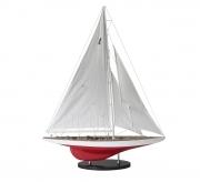 Декоративные игрушки Deluxe. Яхта «Ranger» 1937