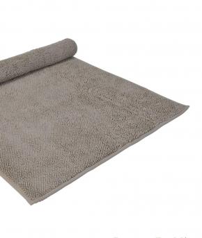 . Полотенце для ног (коврик) CHESTER (MUSON) 60х90 дым от Casual Avenue