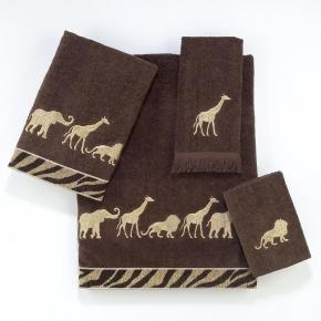Полотенца хлопковые. Полотенце для рук Animal Parade 001902LBR