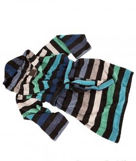 Халаты Одежда для бани и сауны Deluxe. Халат Nuit Bleue от Sonia Rykiel