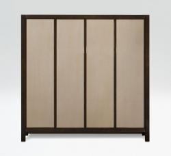 Книжные шкафы стеллажи. Шкаф Elliot Armani/Casa